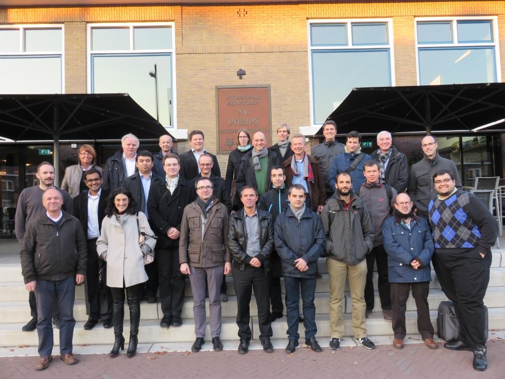 4th consortium meeting-Eindhoven